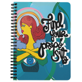 FIND YOUR PROPOSITO Notebook