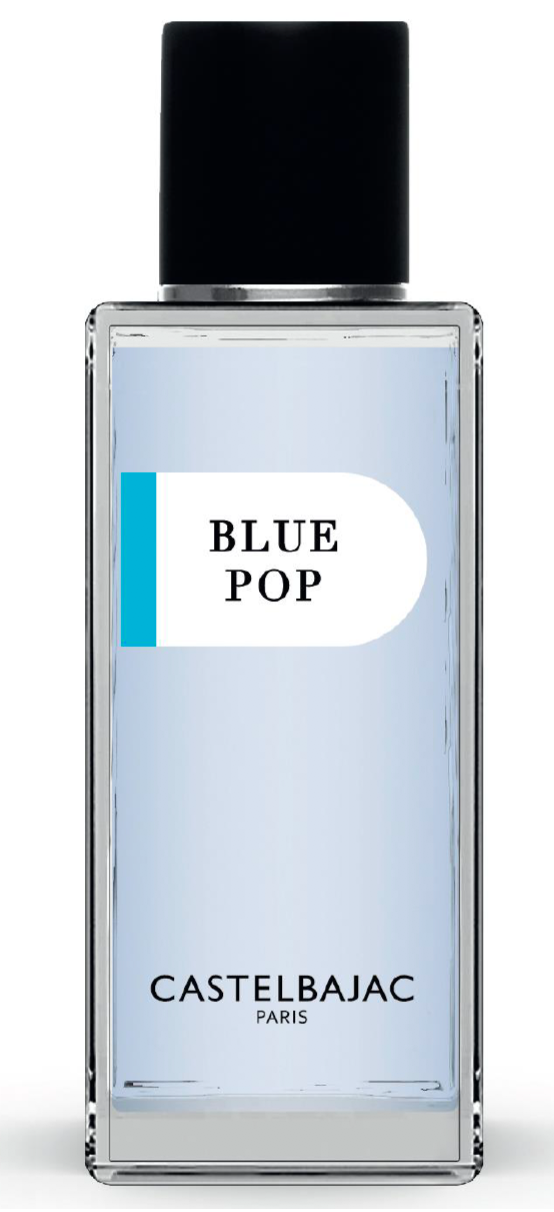 Castelbajac Eau En Couleur EDP Blue Pop 100 ml