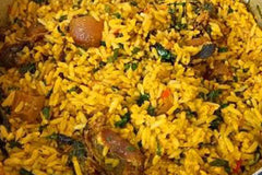 Palm Oil Rice