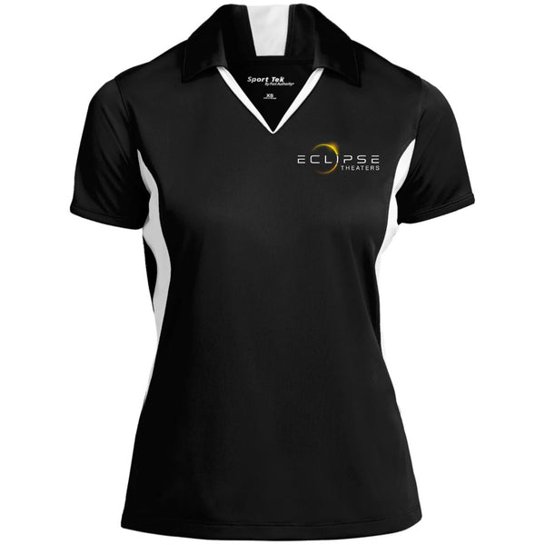 Eclipse Ladies' Colorblock Performance Polo