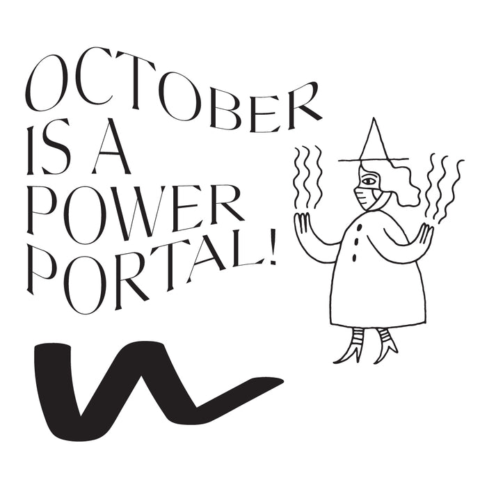 October Is A Power Portal