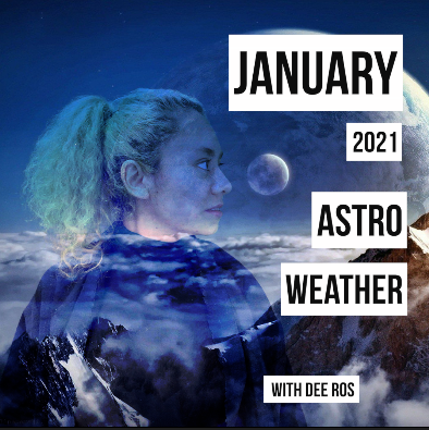 ChannelEDTV: January 2020 Astro Weather Report