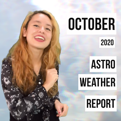 ChannelEDTV: October 2020 Astroweather