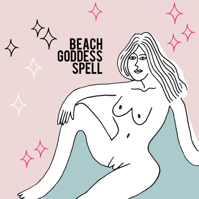 BEACH GODDESS SPELL