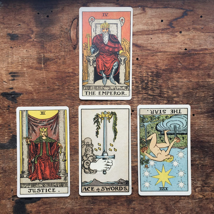 TAROT SALON: THE EMPEROR – RETHINKING THE DIVINE MASCULINE