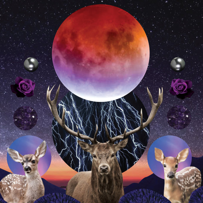 JULY FULL MOON LUNAR ECLIPSE TAROTSCOPES