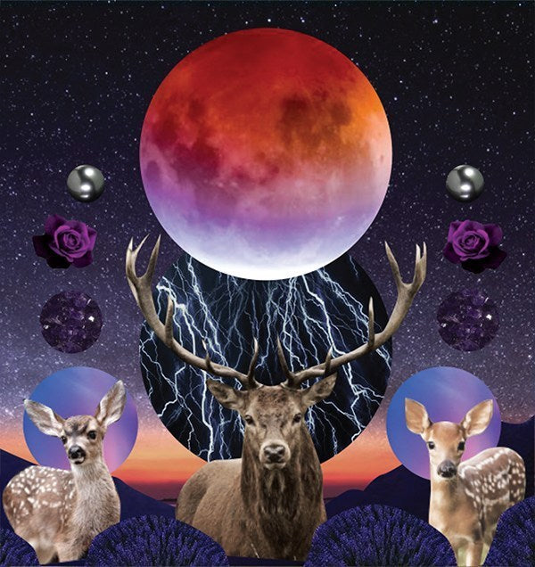 JULY FULL MOON TAROTSCOPES: LUNAR ECLIPSE