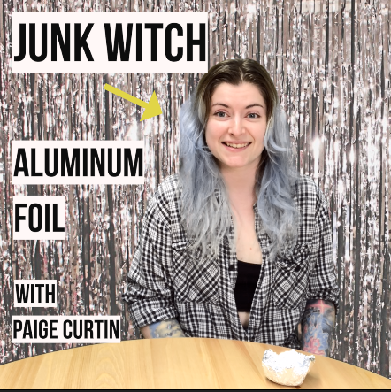 ChanneledTV: Junk Witch - Aluminum Foil