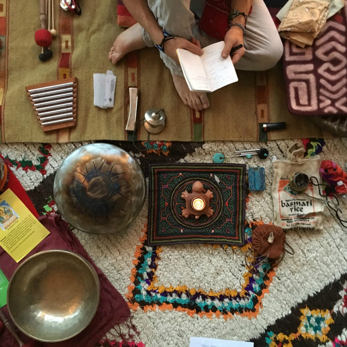 EVENT REVIEW: SOUND HEALING MEDITATION
