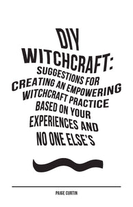 DIY Witchcraft Zine