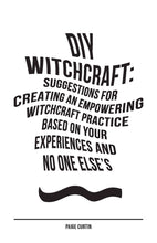 Load image into Gallery viewer, DIY Witchcraft Zine