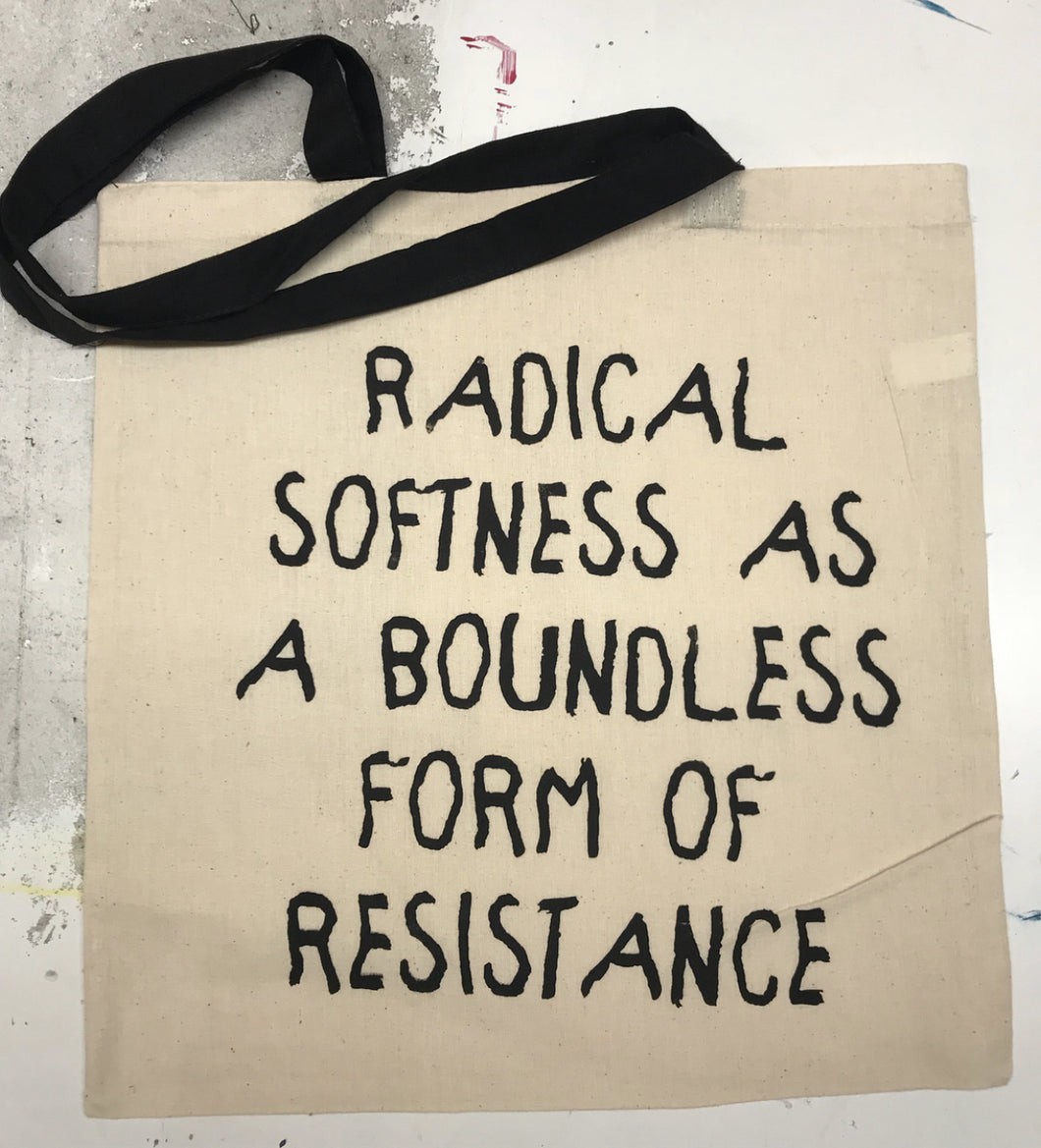 Radical Softness Tote
