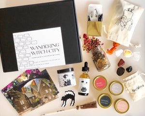 Wandering Witch City Box *PRE-ORDER RESTOCK*