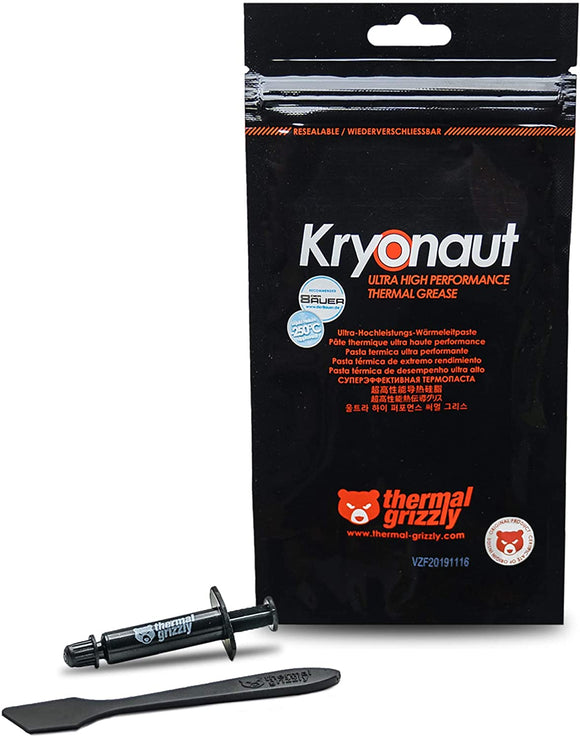 Thermal Grizzly Kryonaut Pasta Térmica 1g