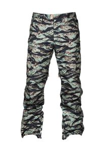 2021 Siren Pants, Tiger Camo