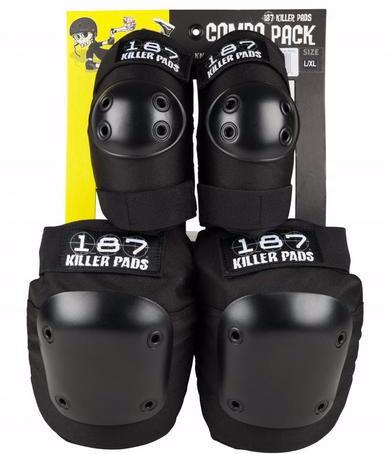187 Elbows & Knees Combo Pad Pack