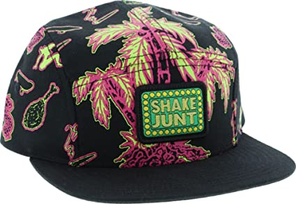 Casual Fridays Black and Pink Trucker Hat