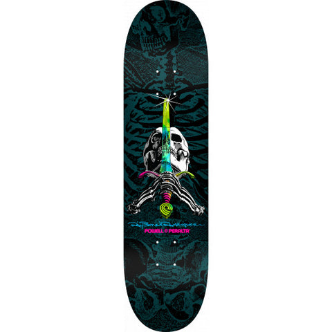 Powell and Peralta Skull and Sword