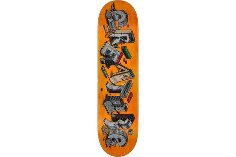 Creature Deck Slab DIY 8.25