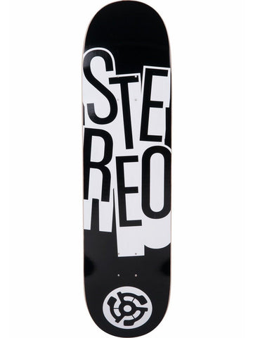 STEREO DECK - STACKED (8.25)