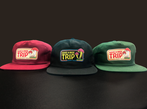 Happy Hour - Have a Nice Trip Cap