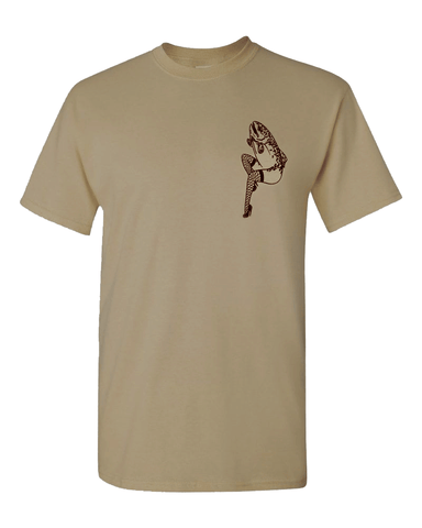 Cutts and Bows Trout Legs TShirt
