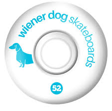 Weiner Dog 52mm 101a Wheels