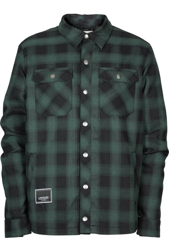 2021 Westmont Button Up, Emerald