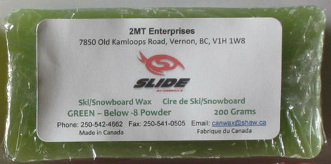 Slide Cold Wax