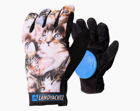 Cat Slide Gloves