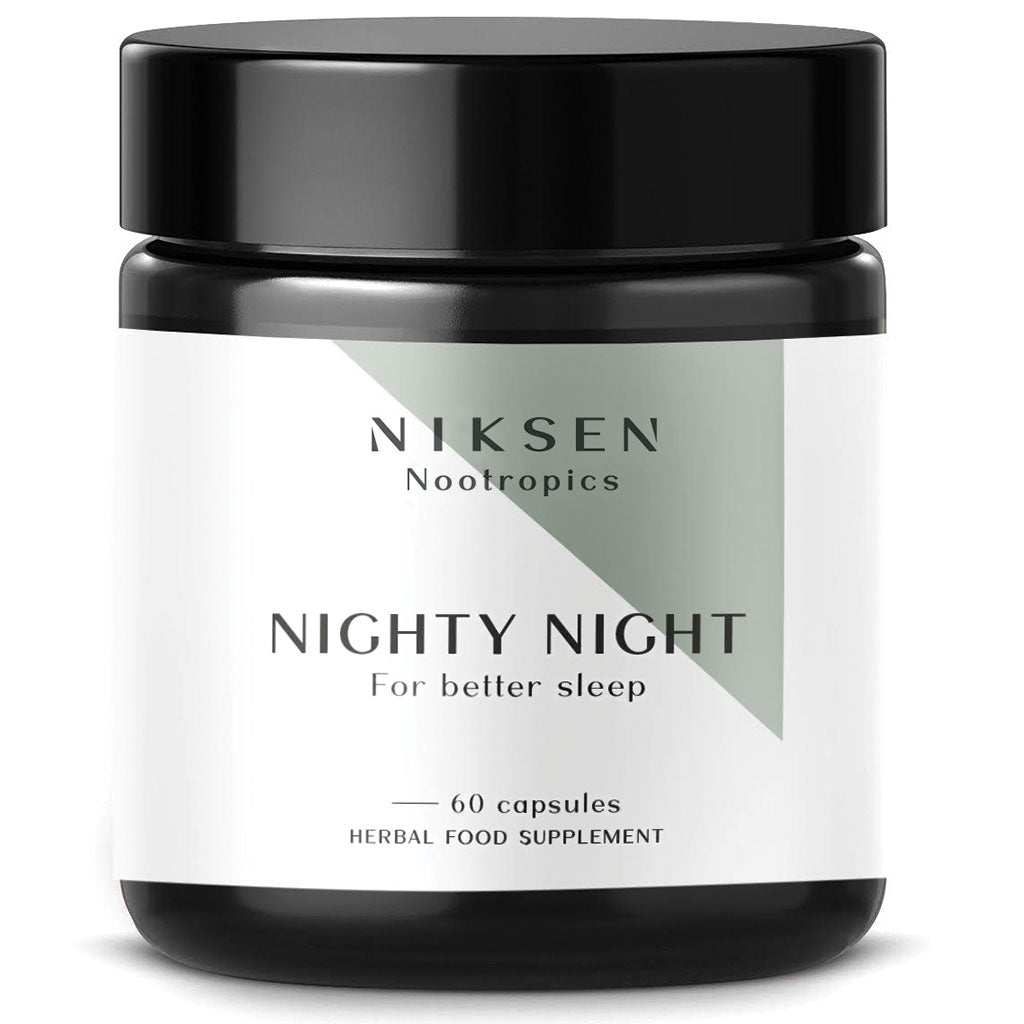 Niksen Nootropics Nighty Night
