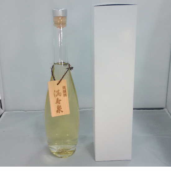 Japanese SAKE MASUIZUMI (Kizyousyu: Rice Brewing Made in Japan,from Toyama city (500 ml with BOX)