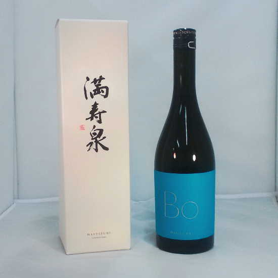 Japanese SAKE MASUIZUMI (BO:purely Rice Brewing:ZYUNMAI-DAI-GINZYOU)Made in Japan,from Toyama city (720 ml with BOX)