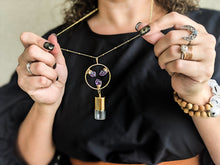 Load image into Gallery viewer, MARNIE | Roller Bottle Necklace