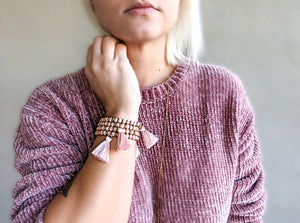 WINTER TRANSITION | ROSE ALL DAY DIFFUSER BRACELET
