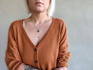 DOORBUSTERS | OG HEXAGON + LAVA DIFFUSER NECKLACE DEAL