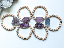 Load image into Gallery viewer, CHUNKY DRUZY DIFFUSER BRACELET