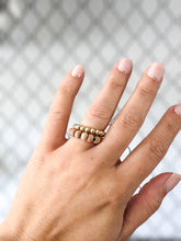 Load image into Gallery viewer, GOLD FILL | STACKER RING SET