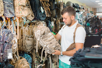 Are you building a Bug Out Bag? Or also known as a B.O.B. Read our Bug Out Bag guide.