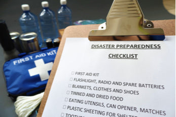 Do you have a disaster plan?  What about a family disaster plan?