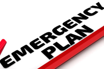 Do you have an emergency plan?