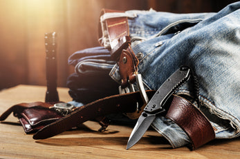 "An EDC bag is a bag that you carry with you and has the essential items that will provide for your survival needs for a day. EDC stands for ""Every Day Carry"" bag."