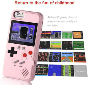 Anime Candy GameBoy Kawaii Phone Case