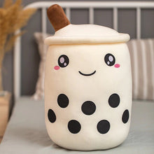 Load image into Gallery viewer, Kawaii Bubble Tea Plush 9 in | 24 cm