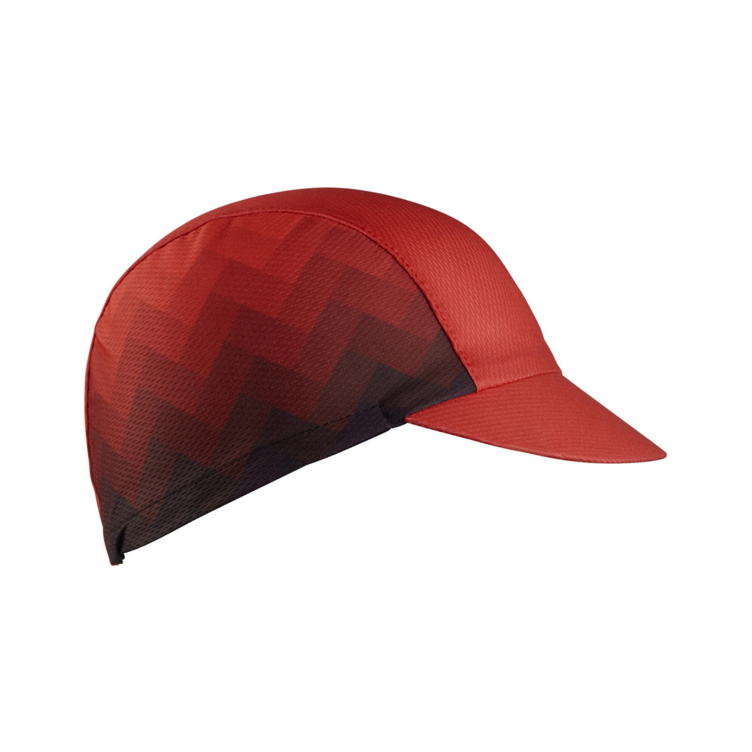 HEADWEAR Cosmic Graphic Cap FIERY RED