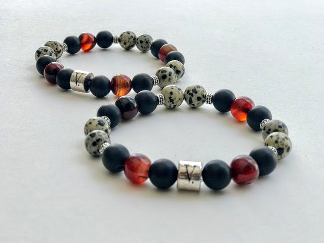 Abundance Bracelet | Men's Victory Line - Organic World Nation