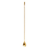 40cm Gold Weighted Barspoon by Viski® - Organic World Nation