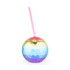 Rainbow Disco Ball Tumbler by Blush® - Organic World Nation