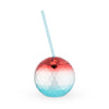 Red White and Blue Disco Ball Tumbler by Blush® - Organic World Nation