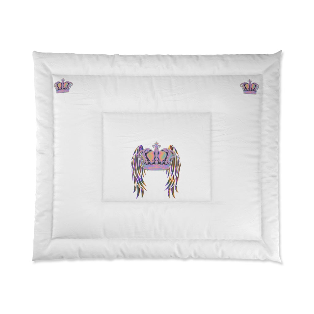 Angel Wings Comforter - Organic World Nation